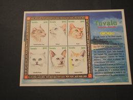 TUVALU - BF ........... GATTI/CATS -  NUOVO(++) - Tuvalu