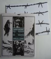 BEAU DOSSIER DE PRESSE LE RAPPORT DE BRODECK LARCENET 2015 - Livres, BD, Revues
