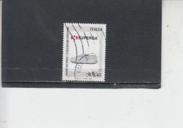 ITAKIA  2004 - Sassone  2798° - Made In Italy - 6. 1946-.. Republic