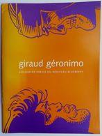 TRES BEAU DOSSIER DE PRESSE BLUEBERRY GERONIMO - GIRAUD 1999 - Livres, BD, Revues