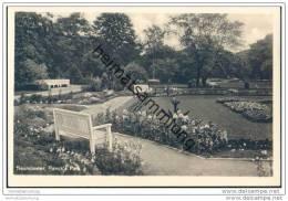 Neumünster - Renck's Park - Foto-AK 30er Jahre - Neumünster