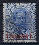Italia La Canea  Sa 1 Obl./Gestempelt/used 1900 - 11. Oficina De Extranjeros