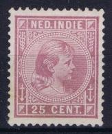 Dutch East Indies NVPH Nr 27 Postfrisch/neuf Sans Charniere /MNH/** Line In Gum - Niederländisch-Indien
