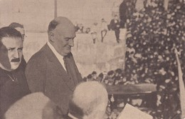 MARCELO TORCUATO DE ALVEAR, PRESIDENTE ARGENTINA CIRCA 1926. RARE- BLEUP - Politieke En Militaire Mannen