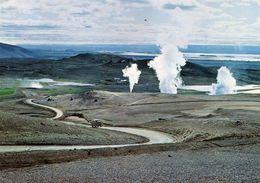 Iceland - Námafjall - Island