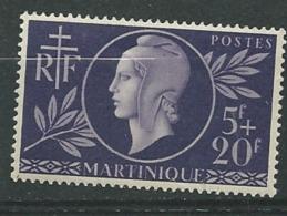 Martinique        Yvert N°   198 *-  Ava18924 - Martinique (1886-1947)