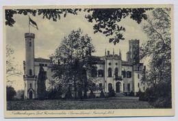 Schloss Falkenhagen über Fürstenwalde. About 1930y.  E408 - Germania