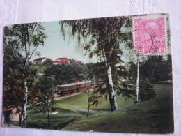 Used Postcard From Tchquie, Ostrava - Tsjechië