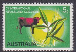 Australia ASC 494 1970 Grassland Congress, Mint Never Hinged - Mint Stamps
