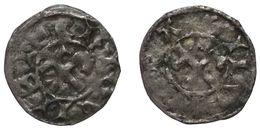 1 Pfennig - Sede Vacante (1479-1484 AD) Archbishopric Of Riga - Silver - Latvia