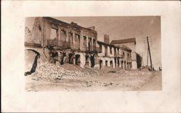 ! Altes Foto, Photo, Piaski, 1.Weltkrieg, Guerre, Echtfotokarte, Polen, Poland - Polen