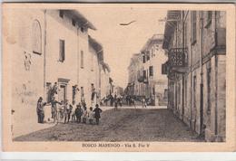 Bosco Marengo AL-Vg Il X Novi Ligure-Originale 100%-an - Alessandria
