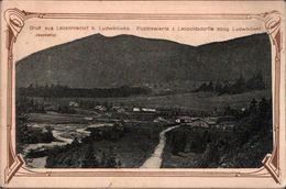 ! Alte Ansichtskarte Gruß Aus Leopoldsdorf B. Ludwikowka, Ludwikowki, Mysliwka, Galizien, 1915, Ukraine - Ukraine