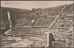 Teatro Comico, Pompei, Campania, C.1910 - Brunner Cartolina - Pompei