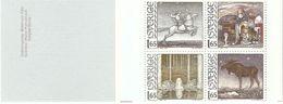 Suède 1982 - Carnet MNH John Bauer - C1160 - Illustrateur De Contes Pour Enfants - 1981-..