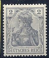 140015103  ALEMANIA  IMPERIO  YVERT  Nº  81  */MH - Deutschland