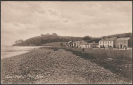 Llanstephan Beach, Carmarthenshire, C.1910 - Frith's Postcard - Carmarthenshire
