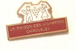 VIN LA MAISON DES VIGNERONS CHIROUBLES - Beverages