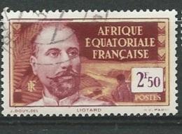 A.E.F.    Yvert N° 86  Oblitéré  - Ava 19016 - A.E.F. (1936-1958)