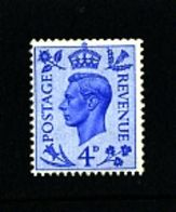 GREAT BRITAIN - 1950  KGVI   4d  COLOURS CHANGED   MINT NH - 1902-1951 (Re)