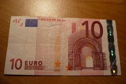 10 EURO 2002 Ireland K002 C1 Duisenberg T22221542868 K002C1 - 10 Euro