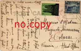 SALVADOR - SAN MIGUEL - Carte Photo  - Très Très Rare - Carte Postée - Salvador