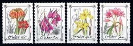 Ciskei 1988 Endangered Flowers. MNH - Ciskei