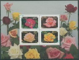 Ciskei 1994 Roses (ss/4v). MNH - Ciskei