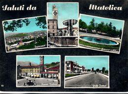 Saluti Da Matelica  VIAGGIATA 1963 COD.C.2007 - Macerata