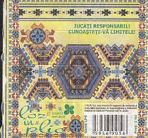 72143- ROMANIAN ENVELOPE LOTTERY TICKET, ROMANIA - Lottery Tickets