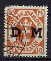 Danzig 1922 // Mi. D27 O (025..490) - Dantzig