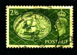 GREAT BRITAIN - 1951  2/6  FESTIVAL  FINE USED - Usati