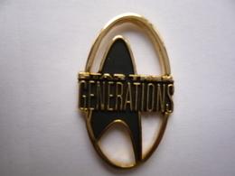 Pin S Cinema STAR TREK GENERATIONS Tbq - Films