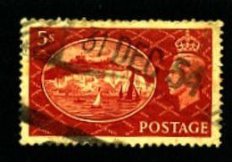 GREAT BRITAIN - 1951  5s  FESTIVAL  FINE USED - Usati