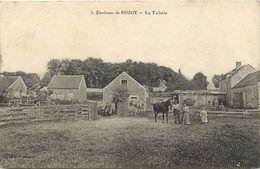 -dpts Div.-ref-AB303- Seine Et Marne - Rozoy - Rozay En Brie - La Tuilerie - Tuileries - Industrie - Carte Bon Etat - - Rozay En Brie