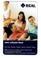 Portugal , REAL SEGUROS ,  2006 ,  Calendar , Calendrier , Insurance , Assurance , Seguros - Small : 2001-...