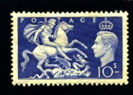 GREAT BRITAIN - 1951  10s  FESTIVAL   MINT - 1902-1951 (Re)