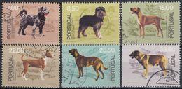 PORTUGAL 1981 Nº 1500/05 USADO - 1910-... République