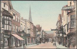High Street, Salisbury, Wiltshire, C.1905-10 - J Welch & Sons Postcard - Salisbury
