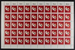 Deutschland (BRD), MiNr. 451, 50er Bogen, FN 2, Postfrisch / MNH - Bloques