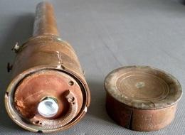 WW I : Lampe De Tranchée - 1914-18