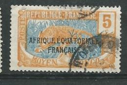 Congo Français  - Yvert N° 75 Oblitéré - Ava 19119 - Congo Francese (1891-1960)
