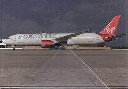 Boeing B787-9 Virgin Atlantic G-Vnew At LAX - 1946-....: Era Moderna