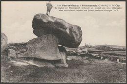 Le Cèpe, Rocher Curieux, Perros-Guirec, Ploumanach, C.1910 - Bruel CPA - Ploumanac'h