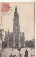 Cp , 52 , EURVILLE , L'Église - Sonstige Gemeinden