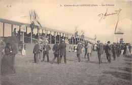 18-LA GUERCHE- COURSES LES TRIBUNES - La Guerche Sur L'Aubois