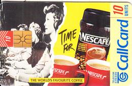IRELAND - Nescafe, Chip GP1, 09/97, Used - Ireland