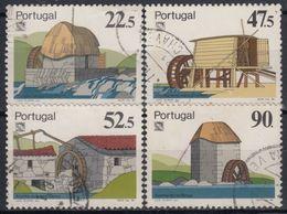 PORTUGAL 1986 Nº 1681/84 USADO - 1910-... République