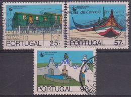 PORTUGAL 1987 Nº 1687/89 USADO - 1910-... République
