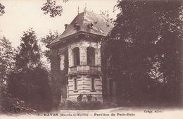 Cp , 54 , BAYON , Pavillon Du Petit-Bois - Other Municipalities